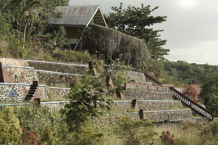 Grotto in Bungol, Balaoan, La Union