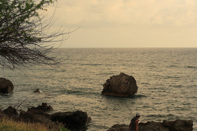 Poro Point Rocks