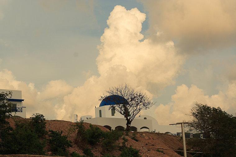 Thunderbird Resorts overlooking Poro Point
