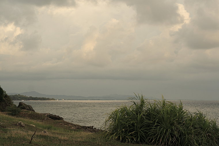 View of Bauang from Poro Point