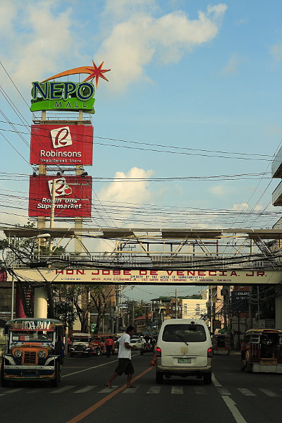 Dagupan and Nepo Mall