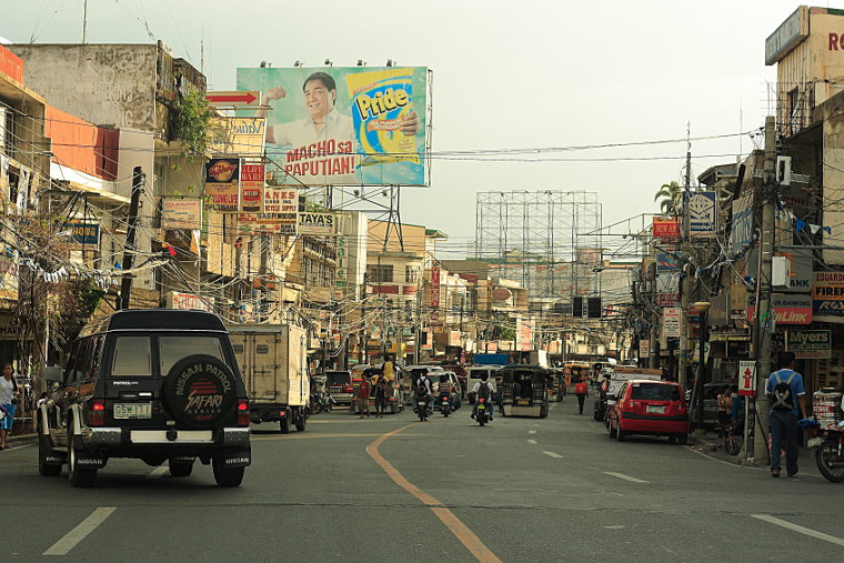 Downtown Dagupan