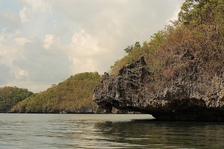 Island Overhang