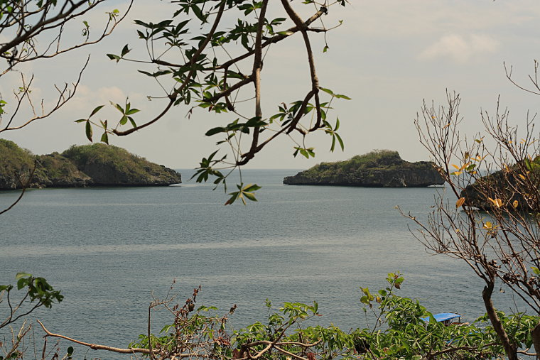 View from Quezon Island