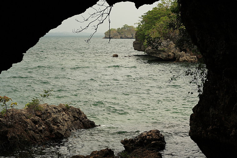 View from Cuenco Island, Hundred Islands