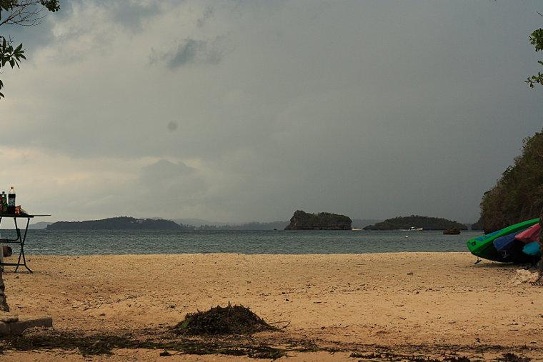 Governor's Island Beach