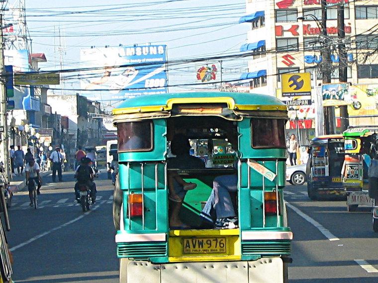Downtown Dagupan I