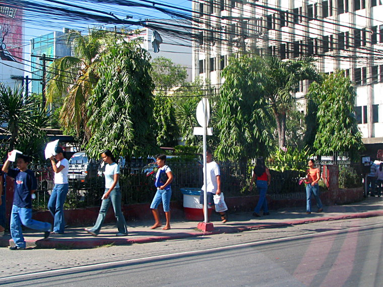 Downtown San Fernando City