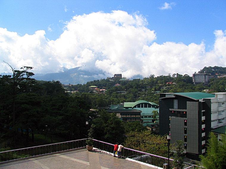 Overlooking Baguio I