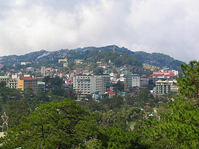 Overlooking Baguio III