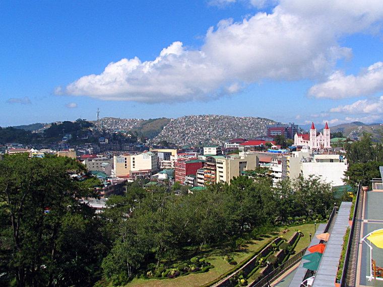 Overlooking Baguio V