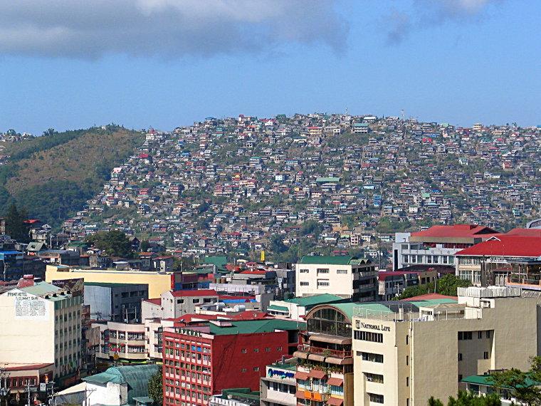 Overlooking Baguio VII