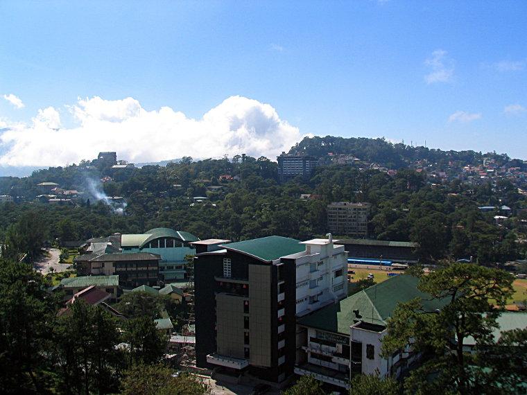 Overlooking Baguio VIII