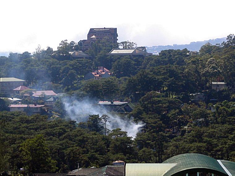 Overlooking Baguio IX