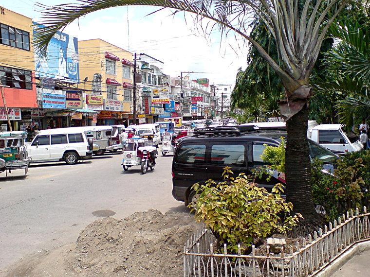 Downtown San Fernando City