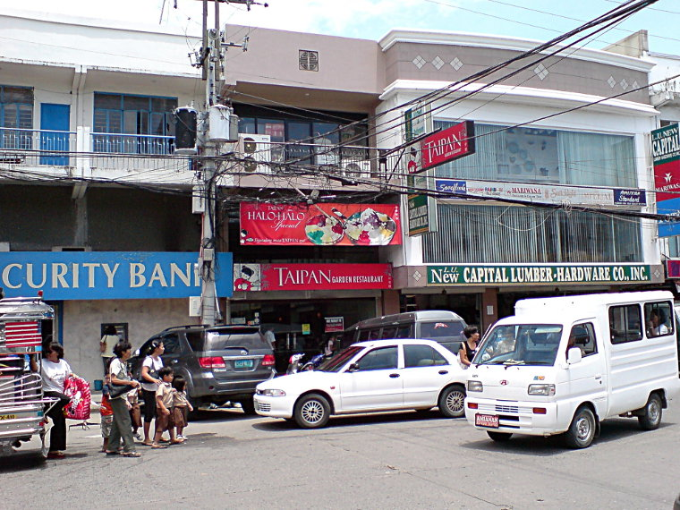 Taipan Garden Restaurant in San Fernando City