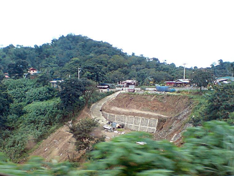 Landslide?