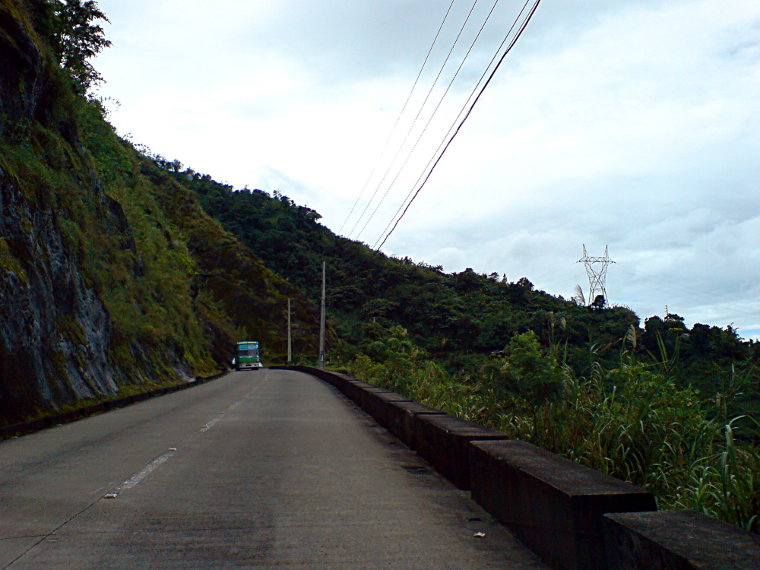 A drive to Baguio
