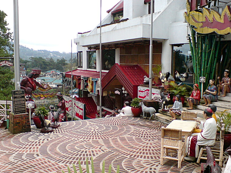 Barrio Fiesta in Baguio