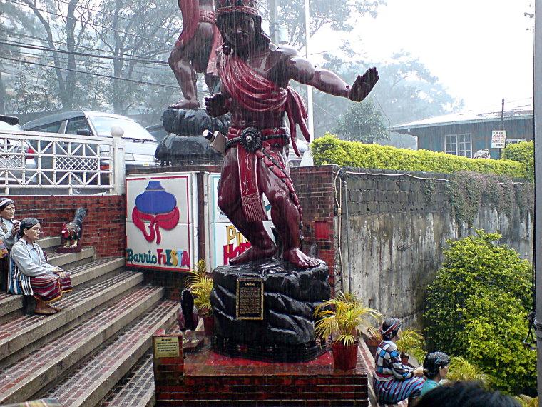 Barrio Fiesta in Baguio