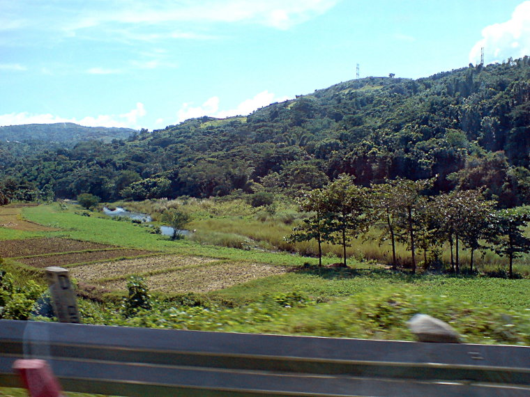 A drive to Balaoan