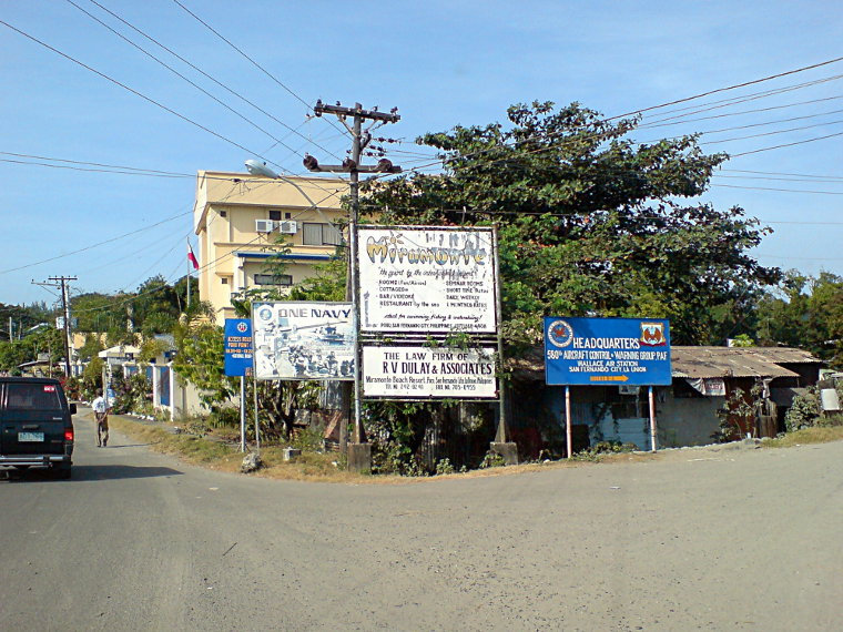 Bureau of Immigration, San Fernando City