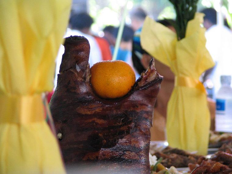 Lechon Baboy (Roast Pig)