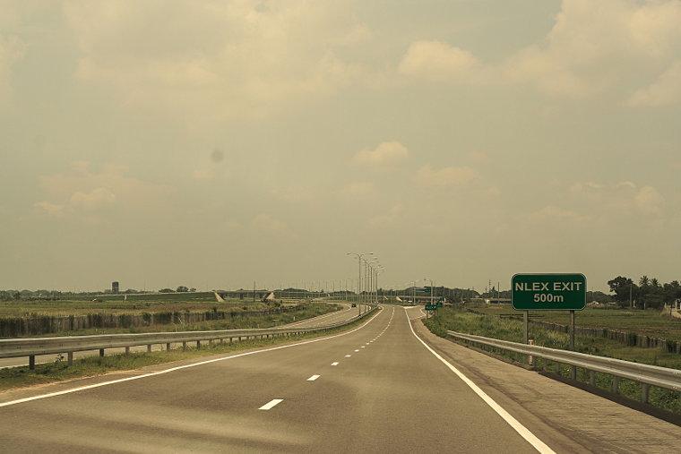 NLEx Exit