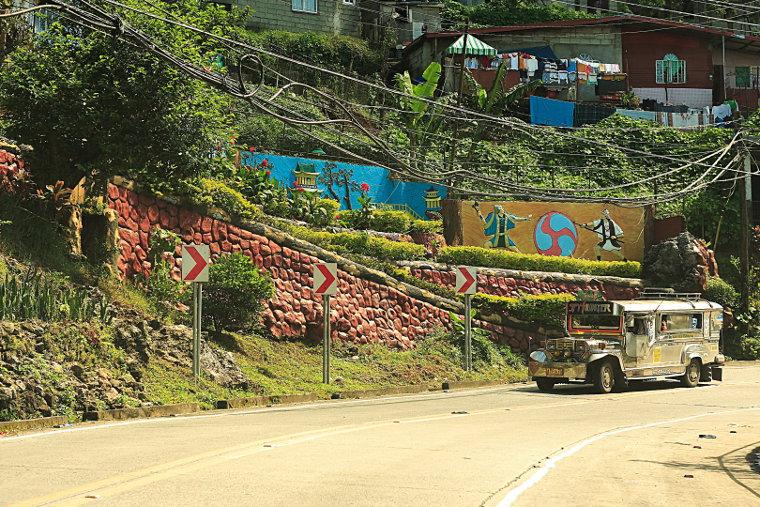 Roadside Mural