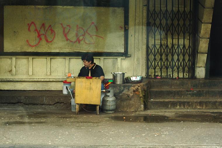 Baguio Street Vendor
