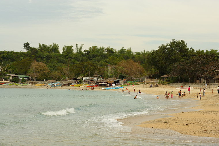 South China Sea Beach