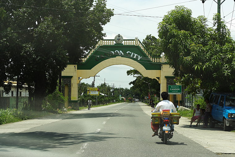 Welcome to Candon City, Ilocus Sur