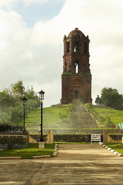 Bell Tower in Bantay, Ilocos Sur