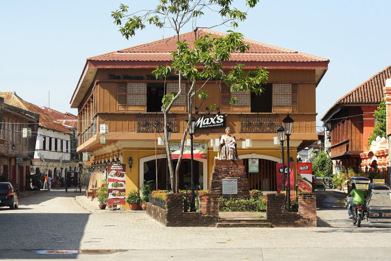 Max's Restaurant in Vigan
