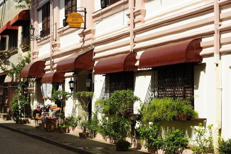 Crisologo Street in Vigan