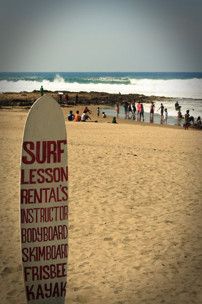 Surf Lesson, San Juan, La Union