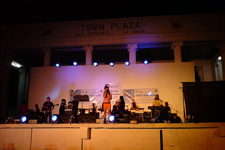 Free Concert at the Town Plaza