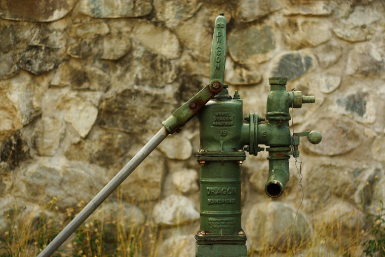 Dragon Hand Pump