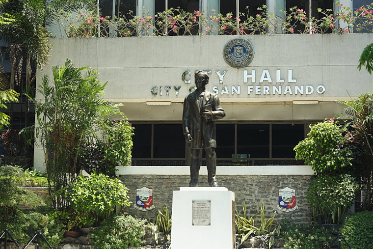 City Hall City of San Fernando