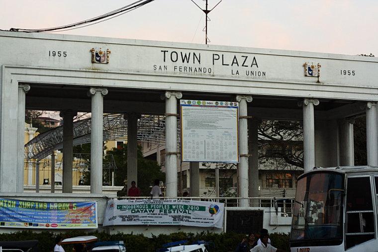 Town Plaza San Fernando, La Union 2010