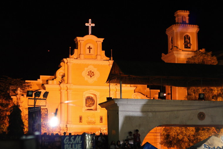 Nighttime in San Fernando