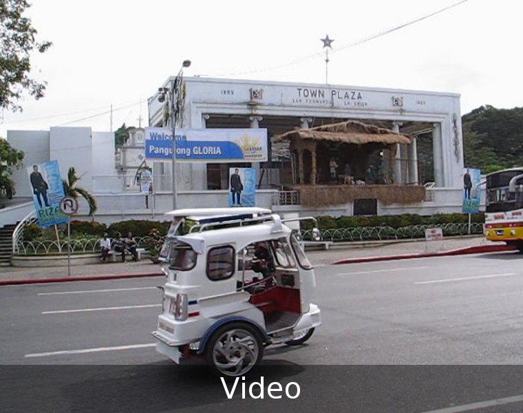 Downtown San Fernando City, La Union
