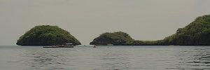 Cruising Hundred Islands