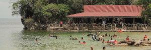 Quezon Island Swimming