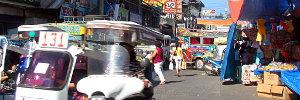 Market area, San Fernando