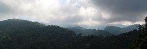 Mountains heading for Baguio III