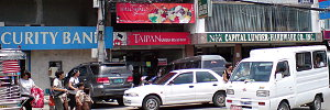 Taipan Garden Restaurant in San Fernando City