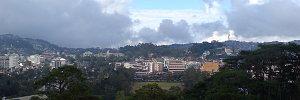 Baguio, overcast
