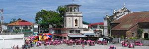 Balaoan Market parking