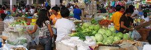 Balaoan Wet Market